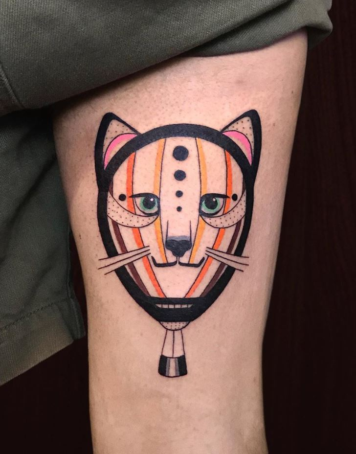 100 Best Abstract Tattoos Of All Time