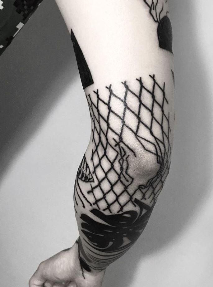 Best 50+ Black Tattoos Of All Time