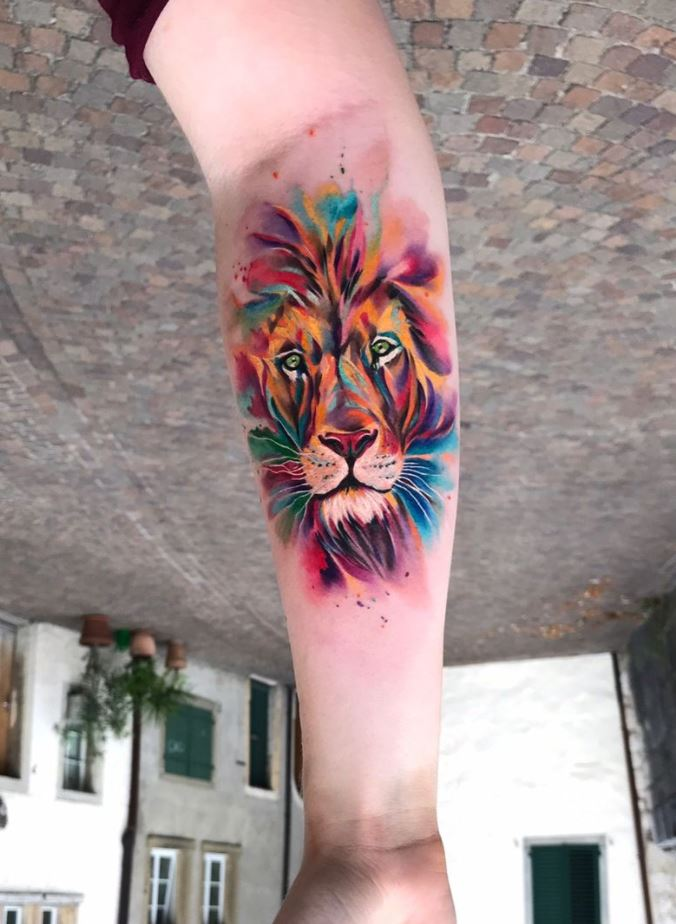 Awesome Colorfull Tattoos